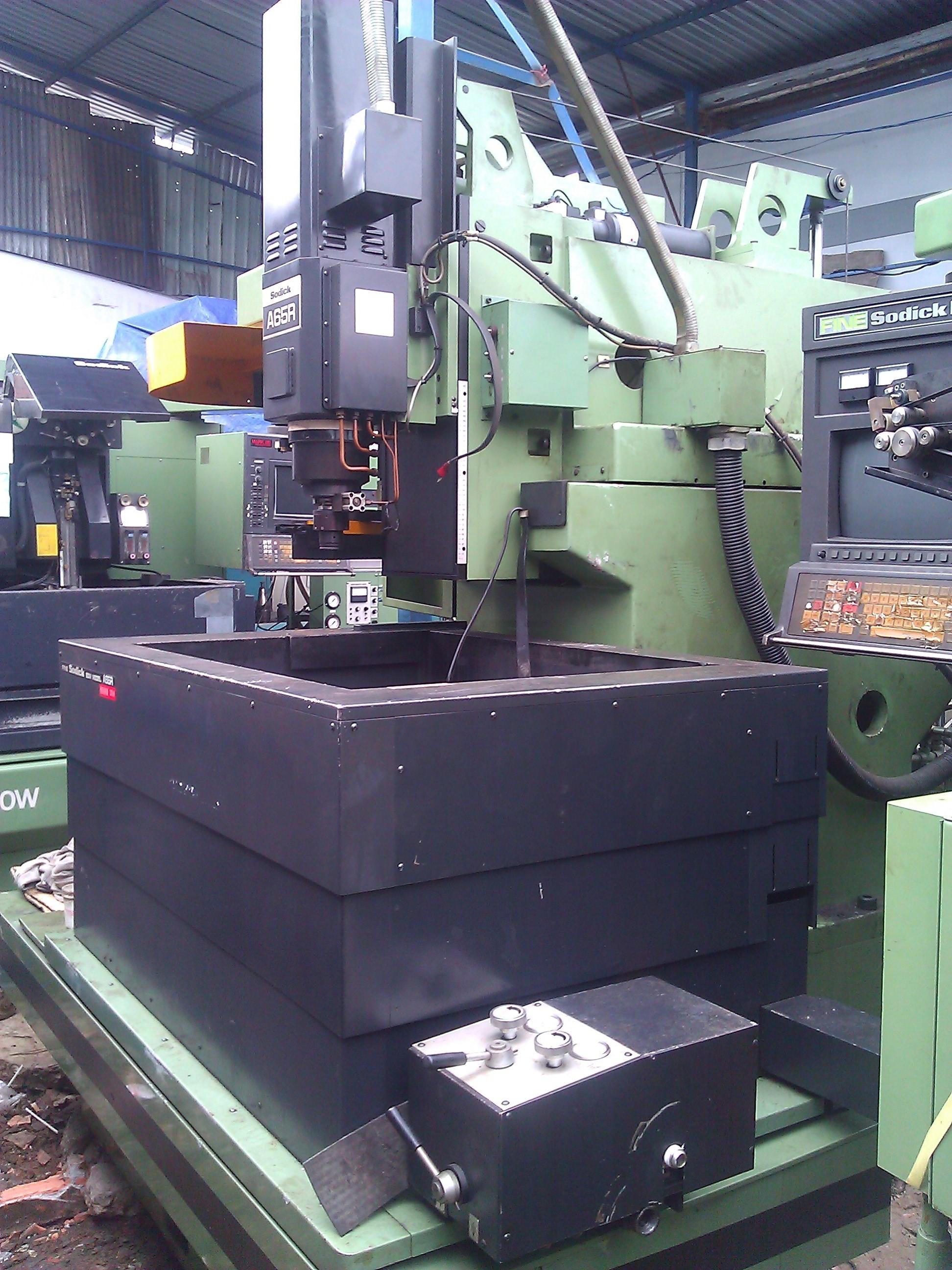 Bán máy SODICK A65R EDM MARK 11 ( SOLD) | Thái Hùng CAD/CAE/CAM/CNC